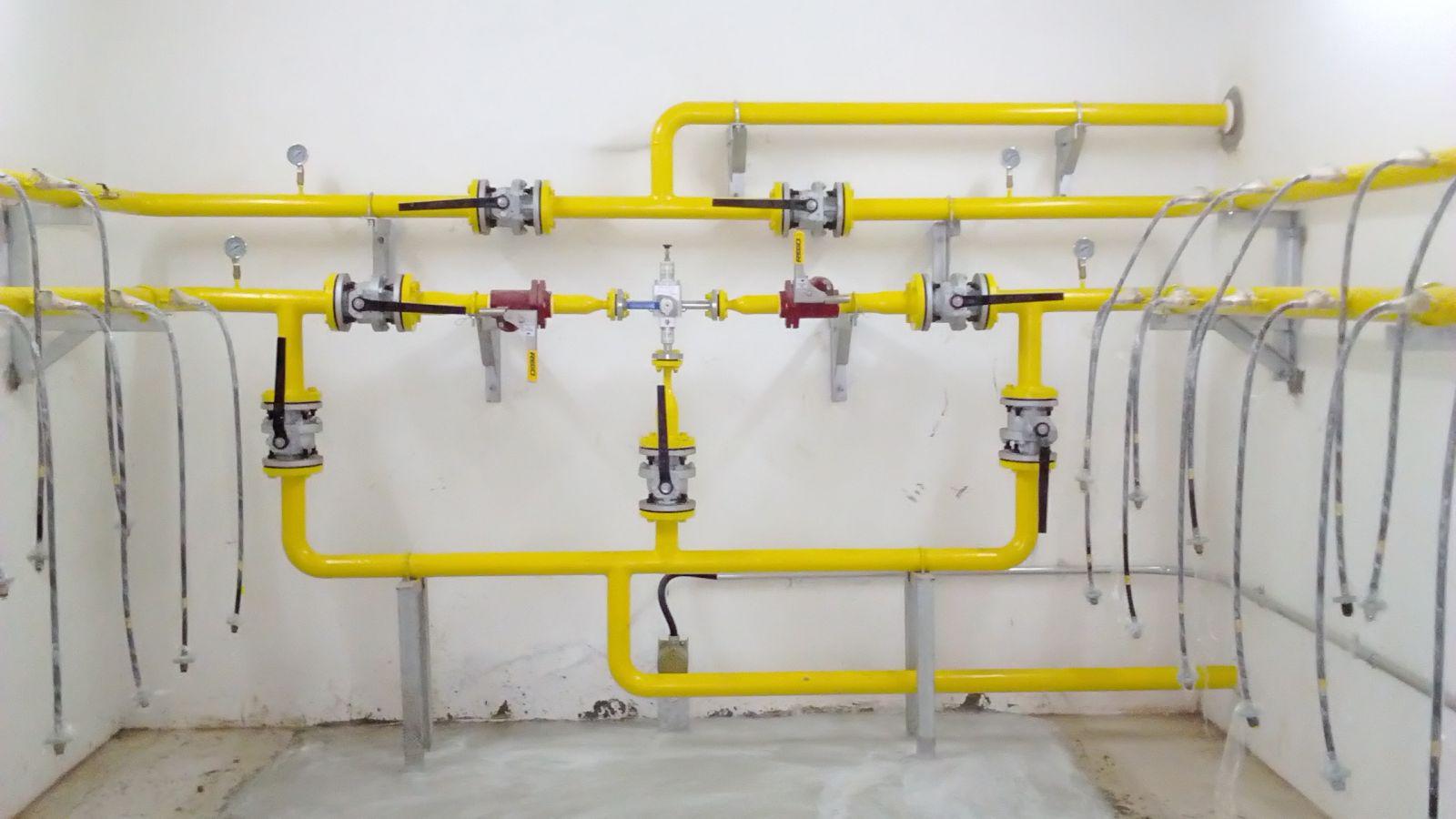 Kết quả hình ảnh cho hệ thống gas